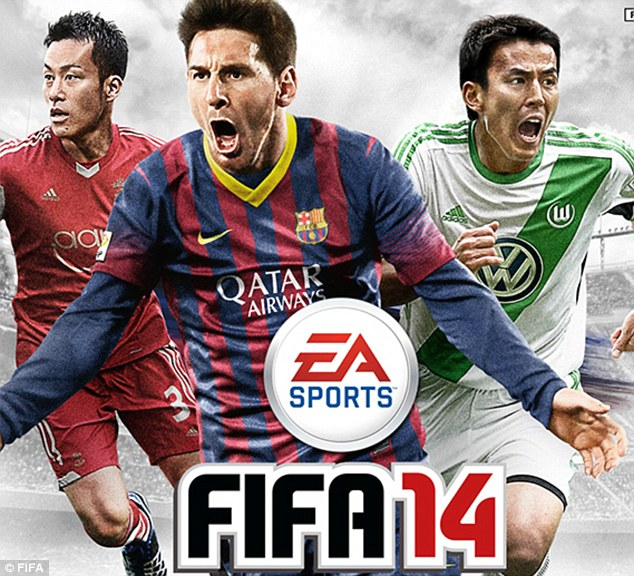 FIFA 14 (Japanese Cover)