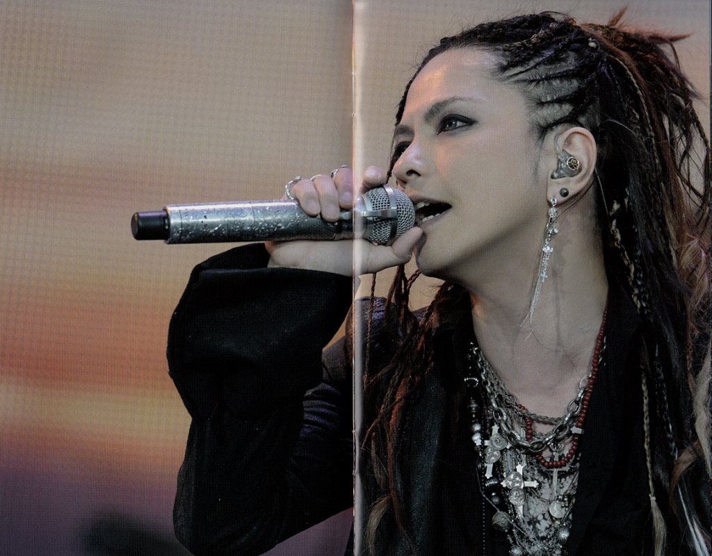 HYDE is Awesome!!
