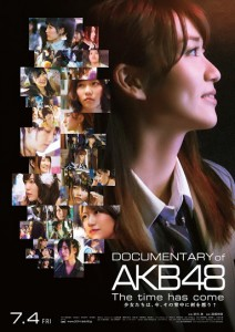 Poster-Documentary-of-AKB48-The-Time-Has-Come