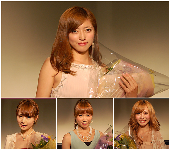 New Face Grand Prix 2013 Winners