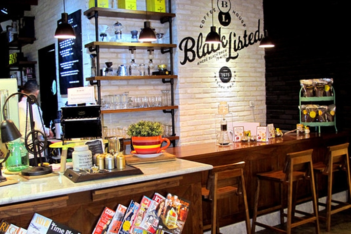 Black Listed Cafe (pict : Anita Rachman)