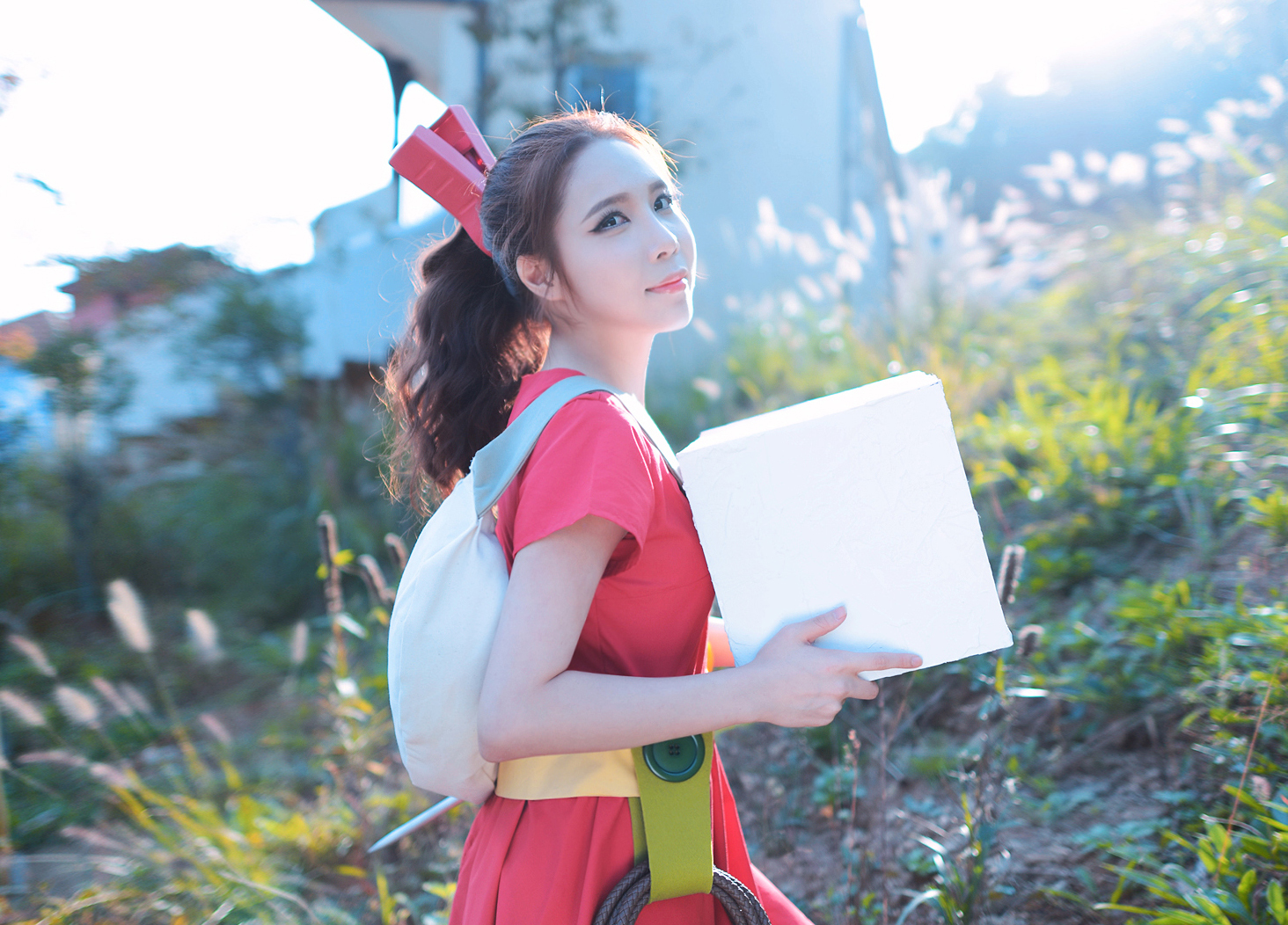 Ruby J as Arrietty