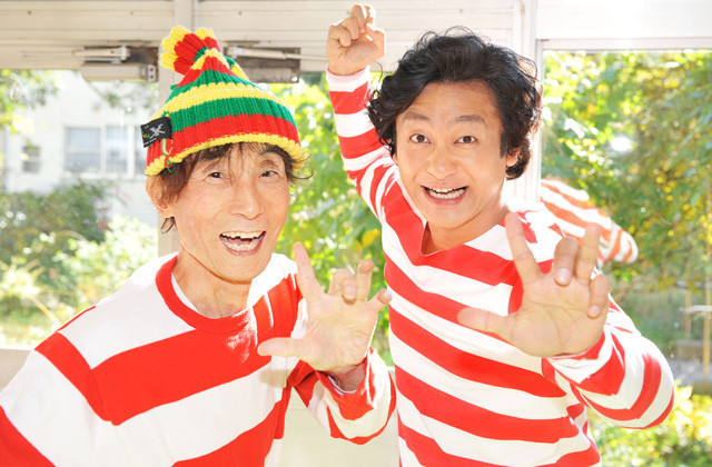 Real Umezu and Umezu in Live Action