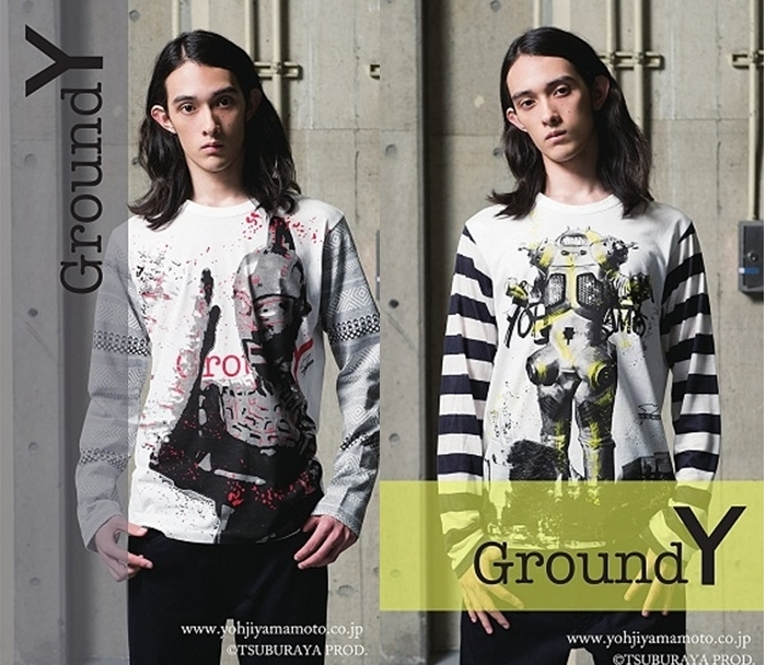 Ground Y Tshirt 1