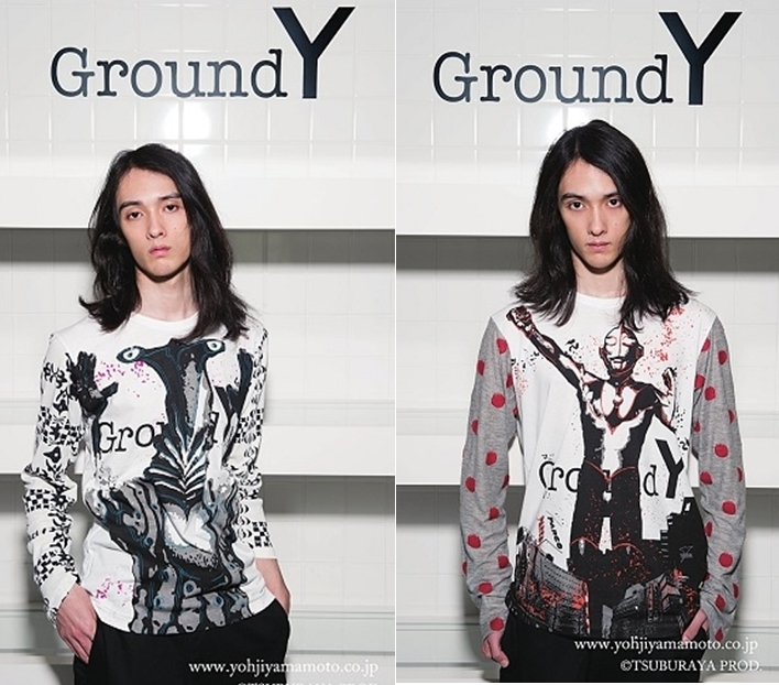 Ground Y Tshirt 3