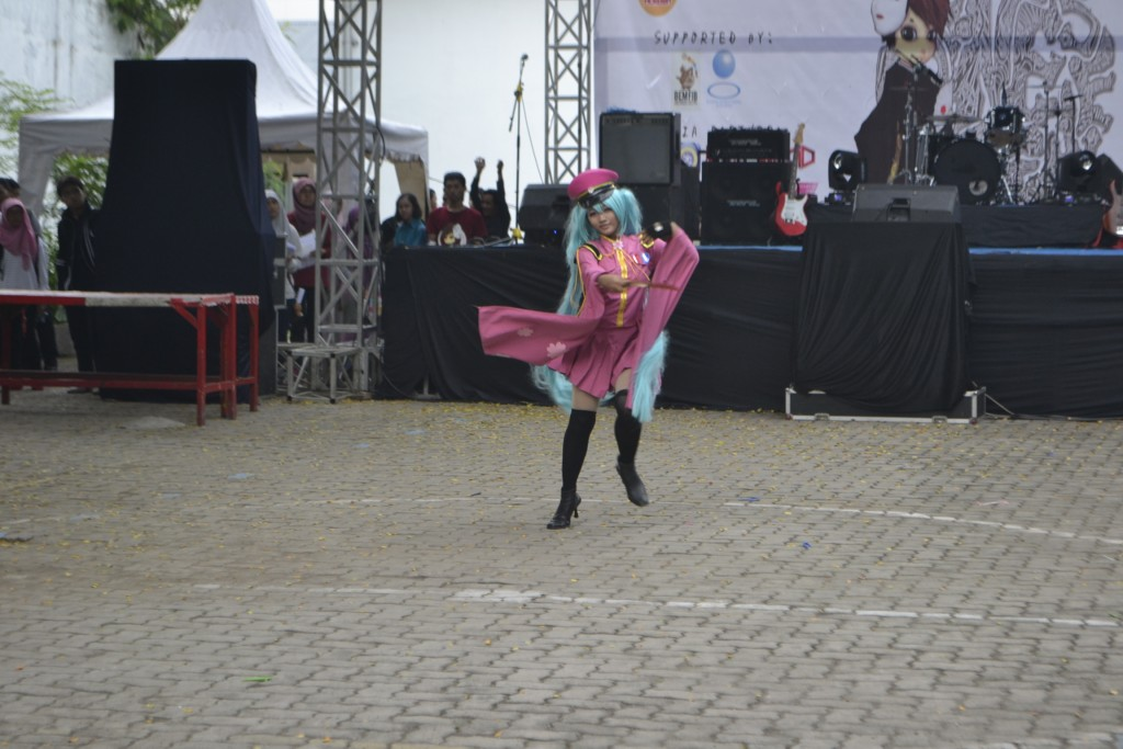 Cosplay Performance
