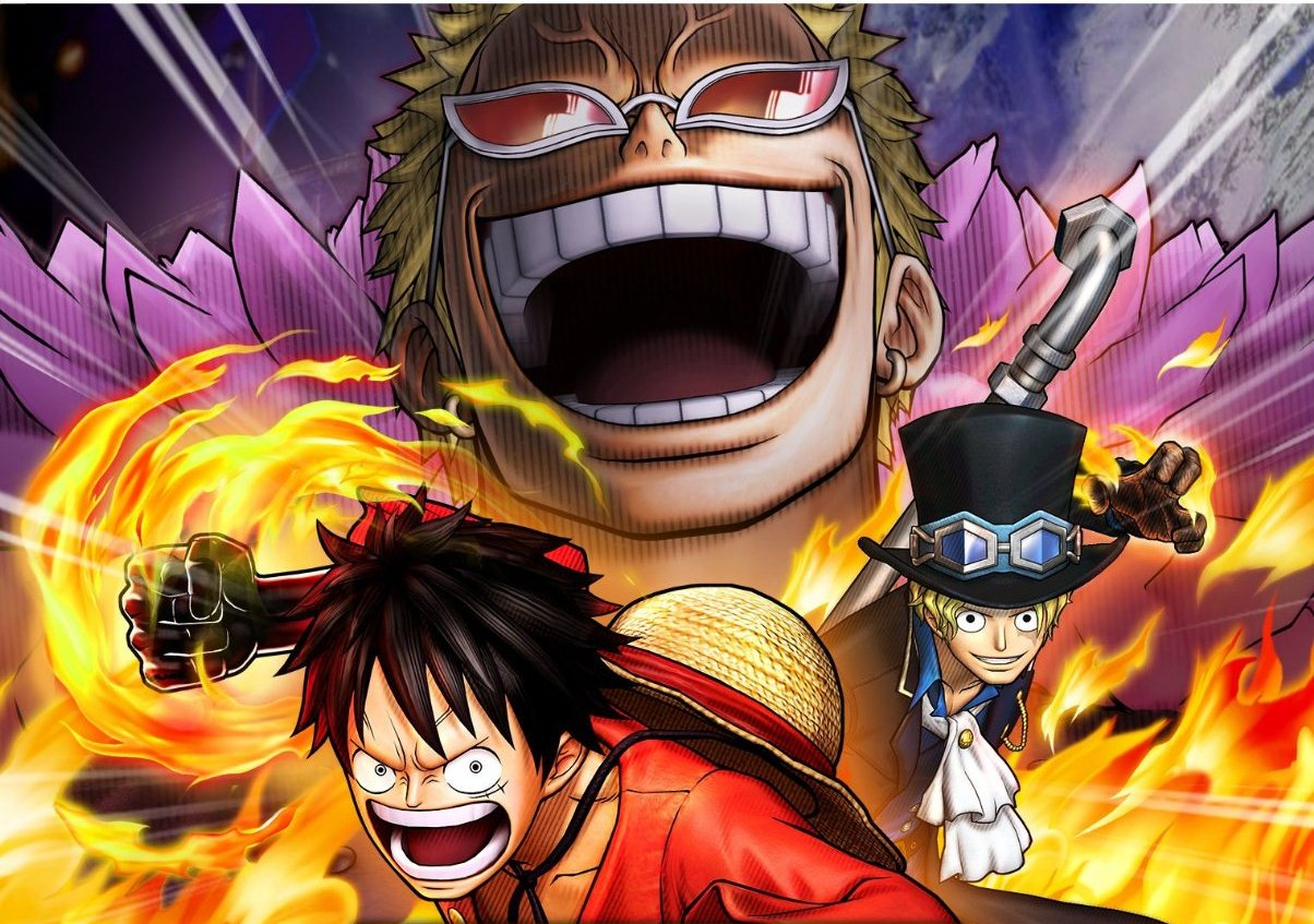 One Piece Warriors 4