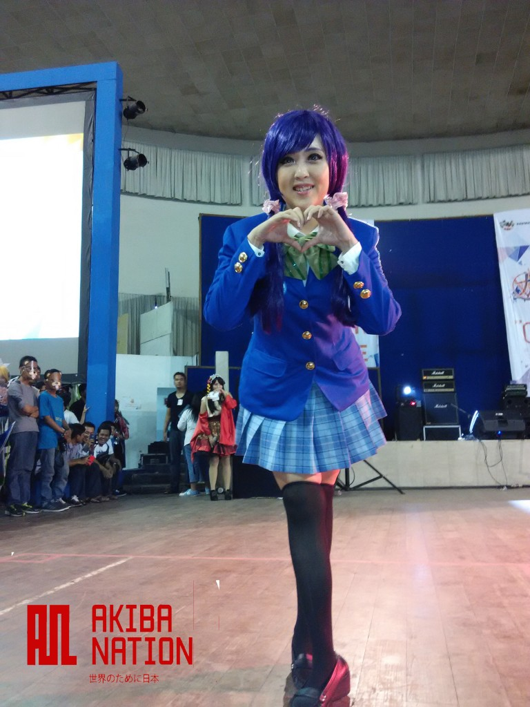 International Cosplayer PINKY LU XUN