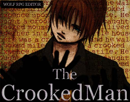 Poster asli The Crooked Man