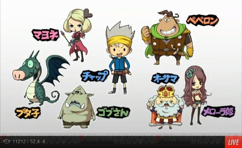 the snack world (3)