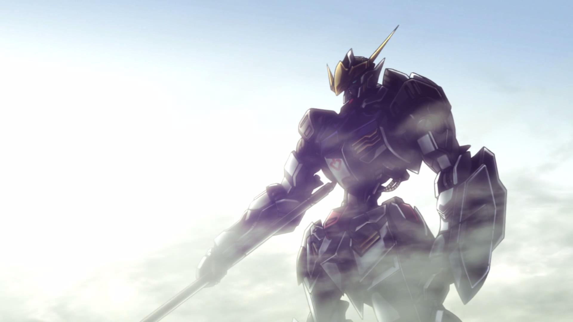 Gundam Iron blooded