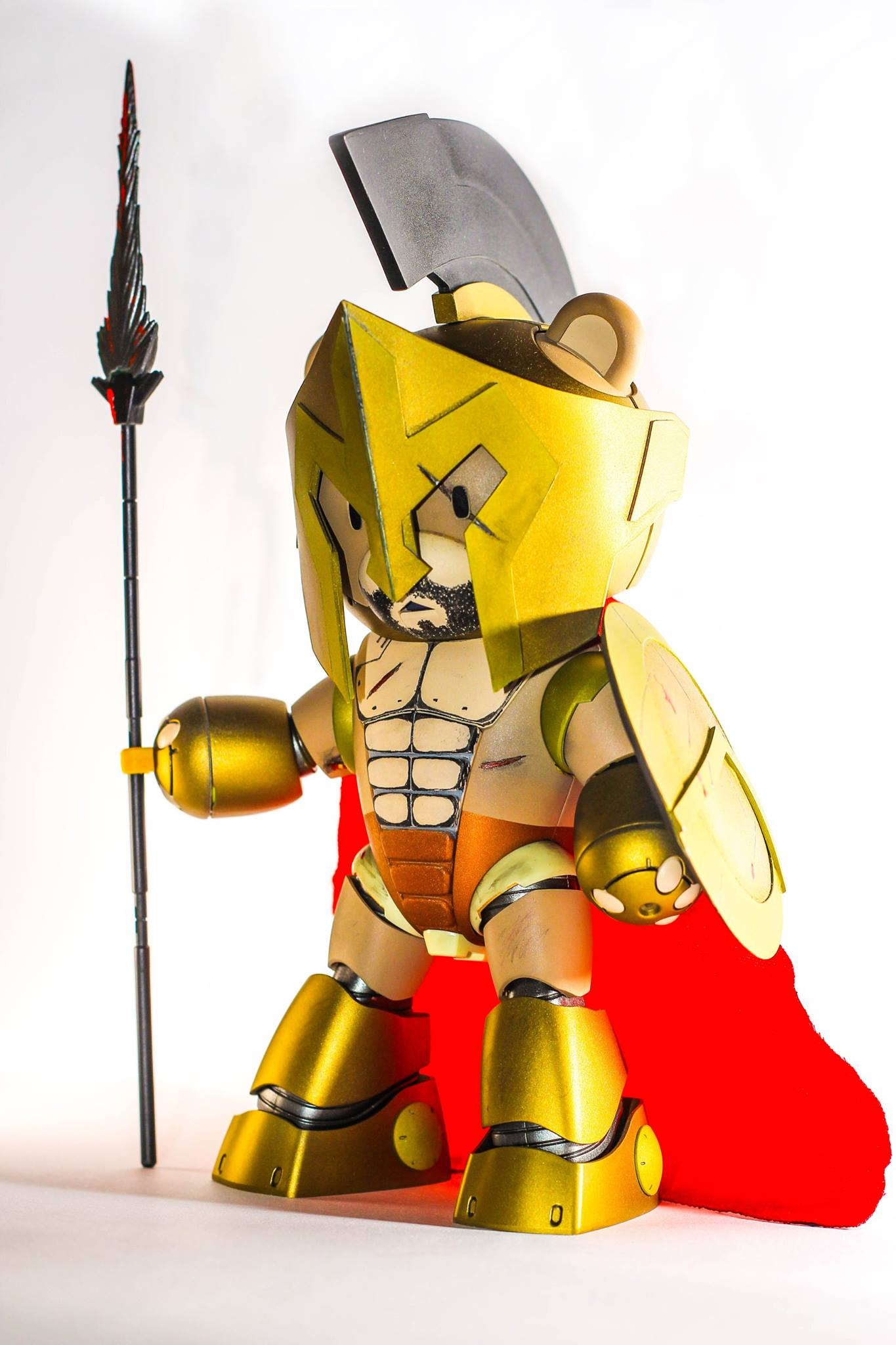 Beargguy Cosplay - Leonidas