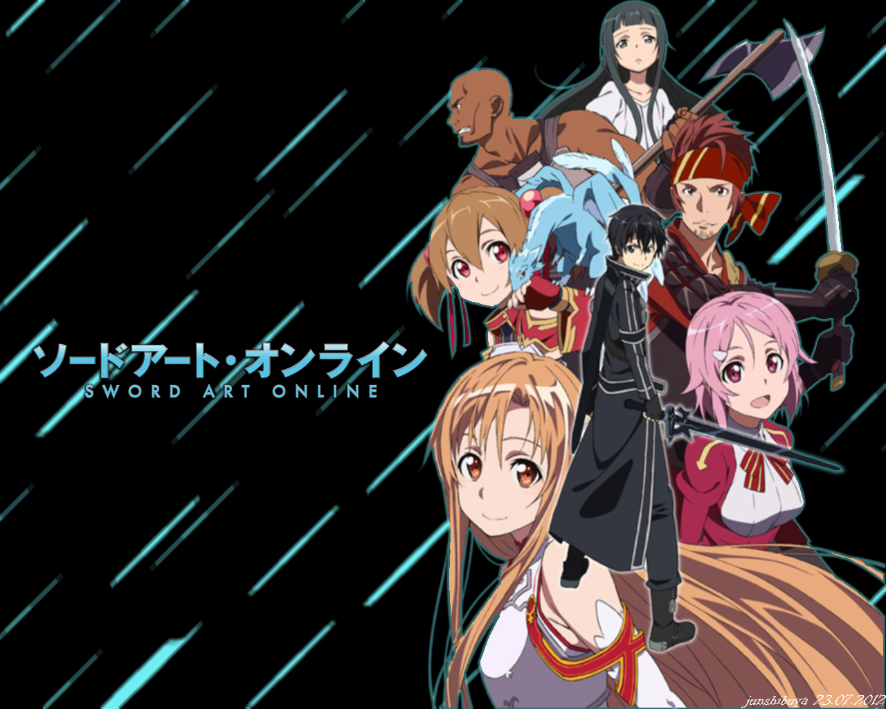 sword art online movie - photo #10