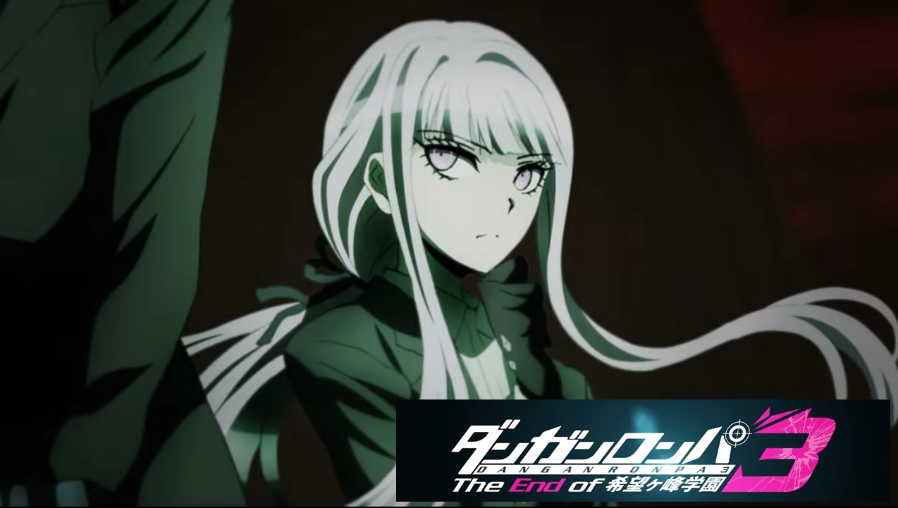 K Anime Characters Season 2 : Danganronpa anime season