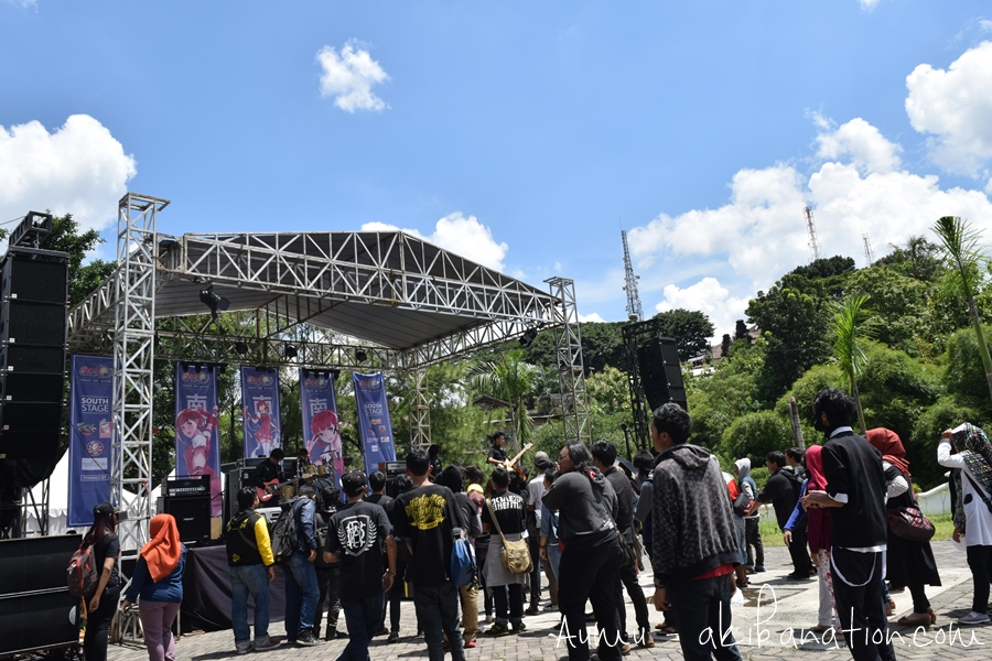 Suasana South Stage Daisuki Japan 6