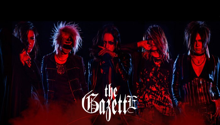 The GazettE New Look