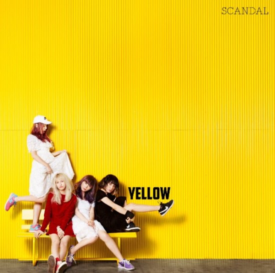 SCANDAL YELLOW Album