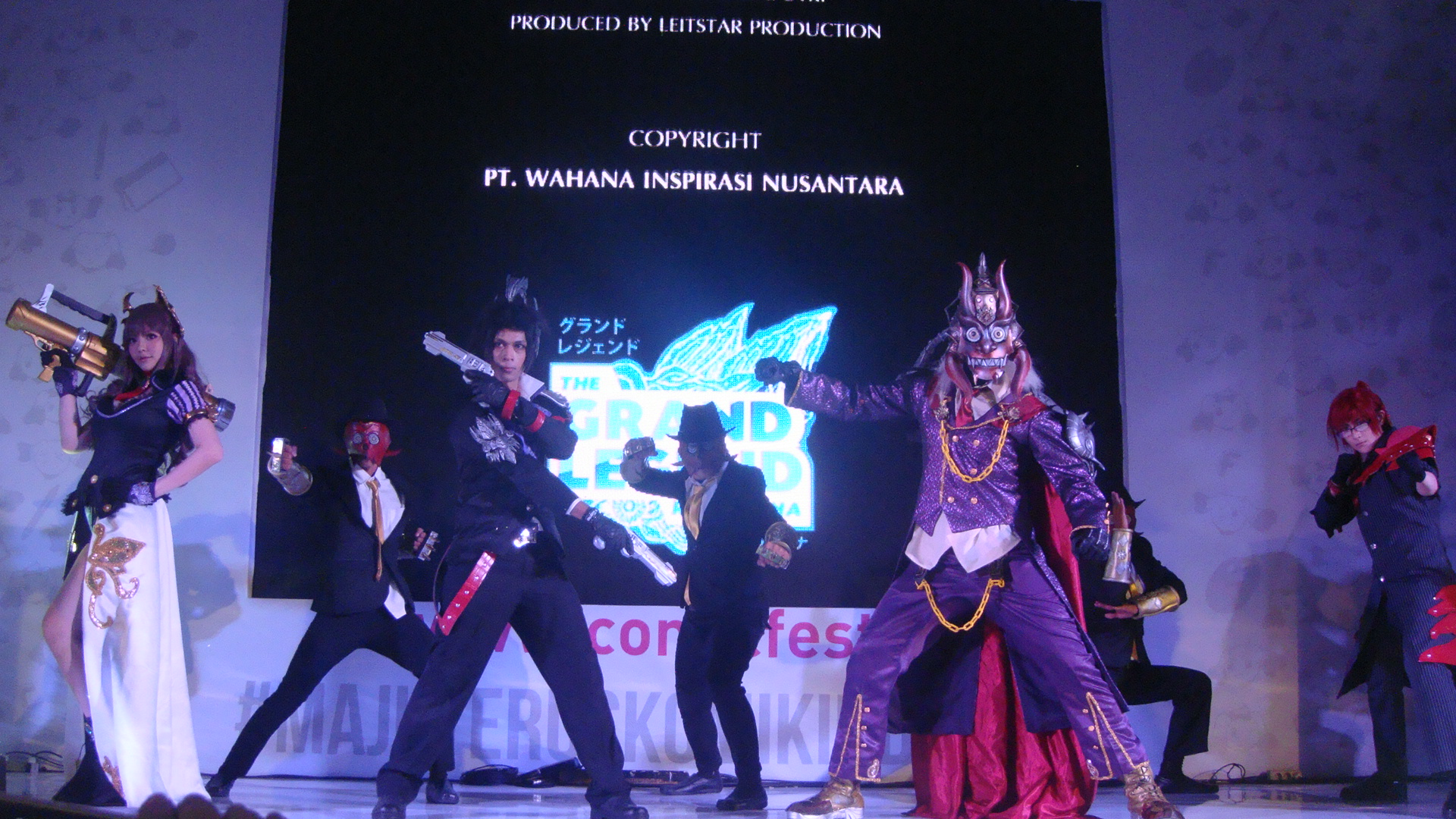 Grand Legend Ramayana Special Stage Show