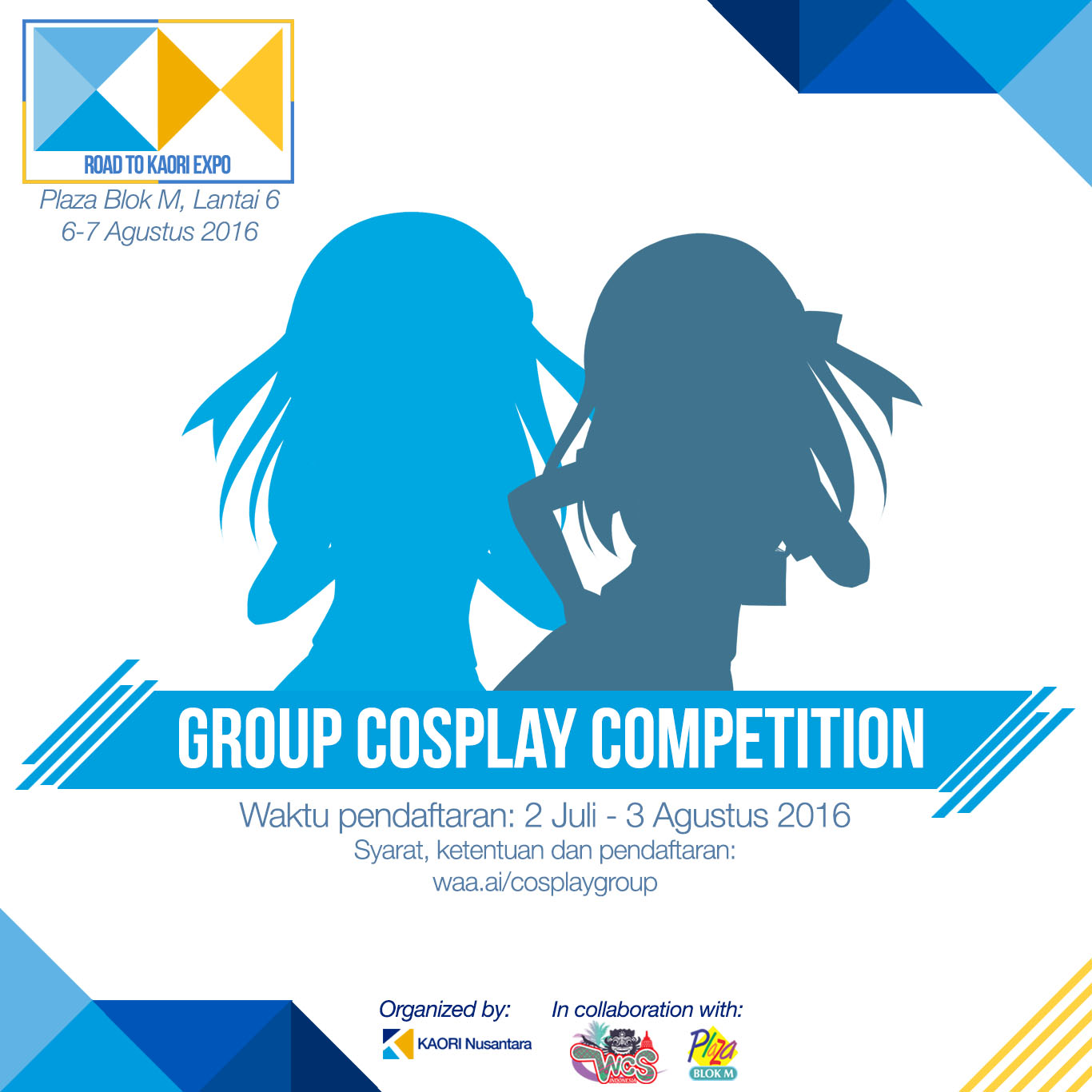 Cosplay Group Competition