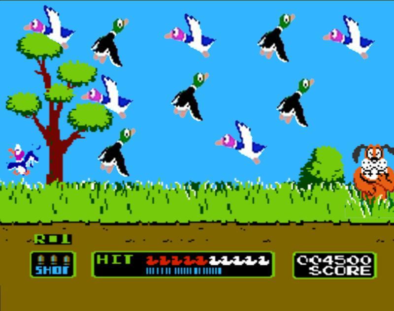 "The ""Legendary"" Duck Hunt"