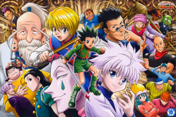Hunter x Hunter Original artwork :)