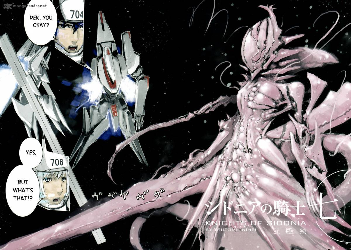 Knight of Sidonia