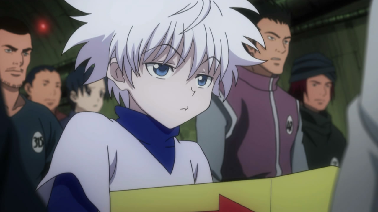 Hunter X Hunter 2011 Killua