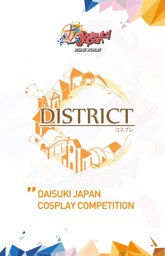 Distrik C Daisuki Japan Cosplay Competition
