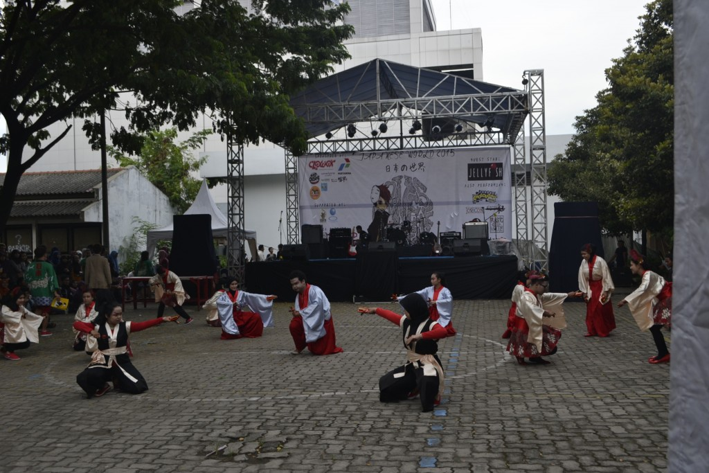 Performance dance