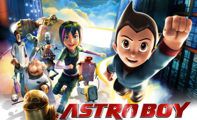 Astro Boy Animated Feature 2009