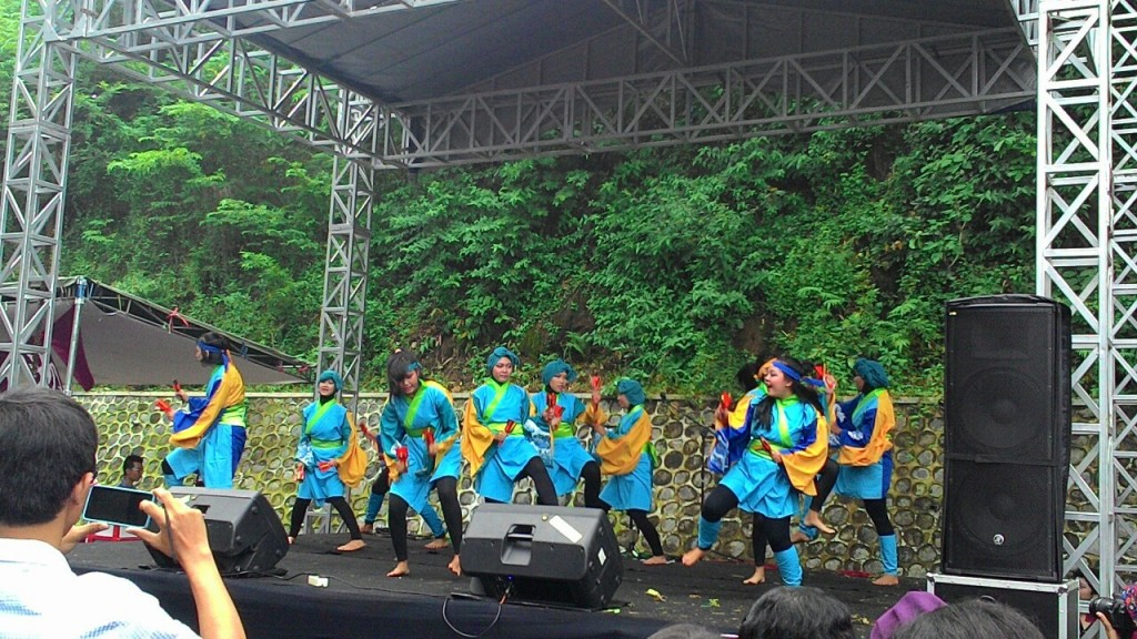 Perform Yosakoi Team Daisuki Japan
