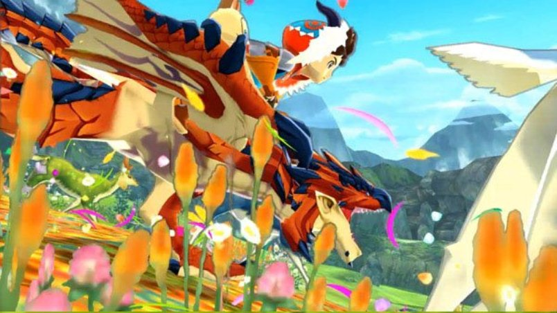 Monster Hunter Stories (1)