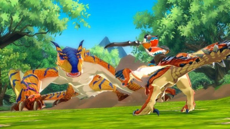 Monster Hunter Stories (3)
