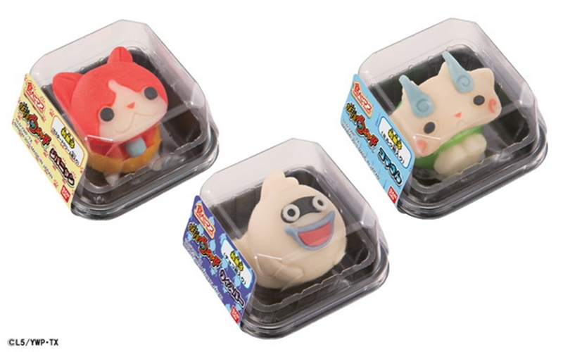 Youkai Watch Candy 1