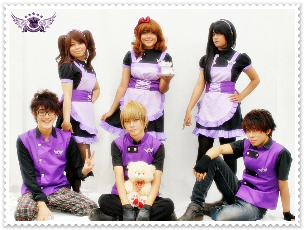 Maid and Butler Cafe Yamato Damashii X
