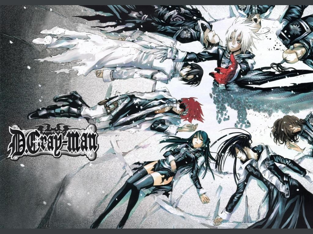 D.Gray-man.full