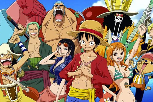 One Piece Tayang 2016