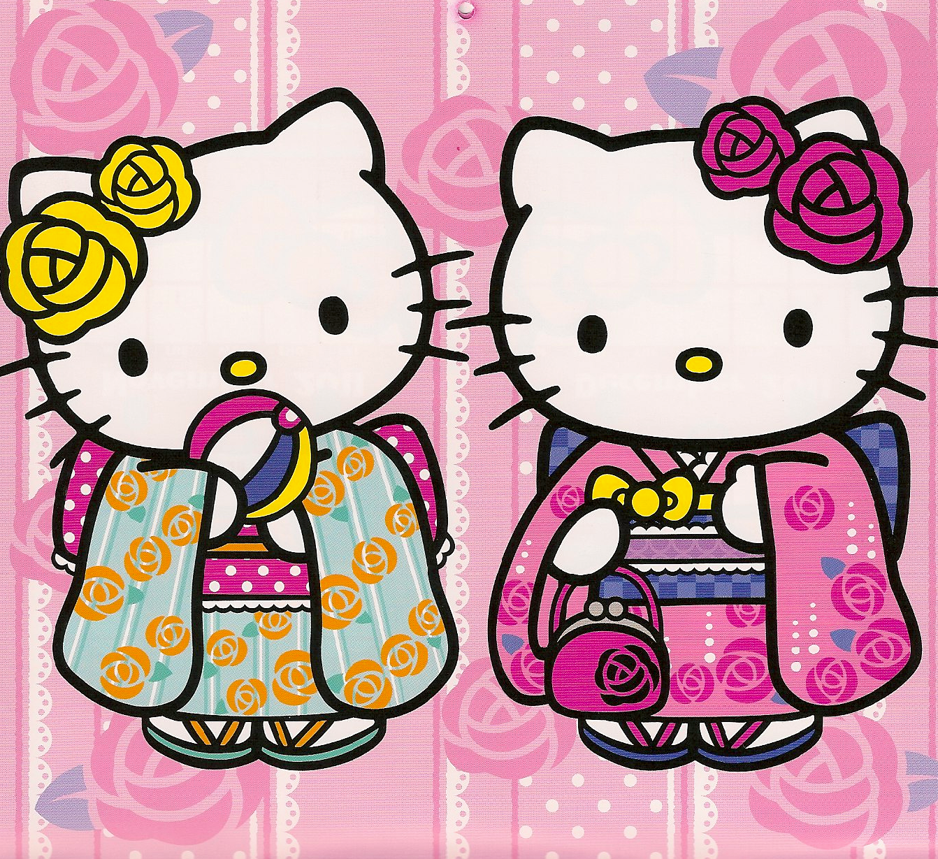 Hello Kitty Youtuber
