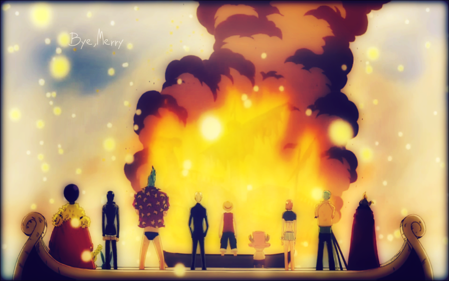 one_piece___going_merry_funeral_wallpaper_by_josdw-d4vsc1i
