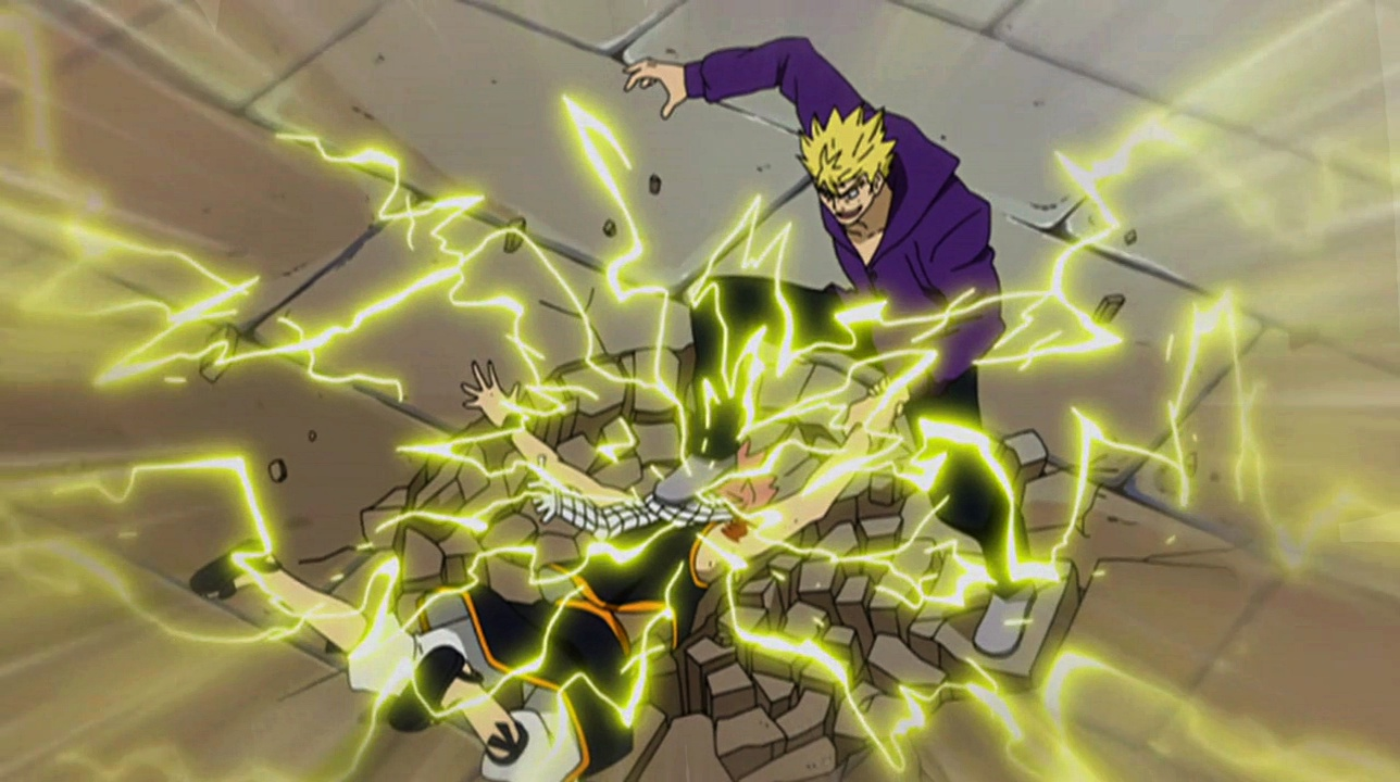 Natsu_slammed_to_the_ground_by_Laxus