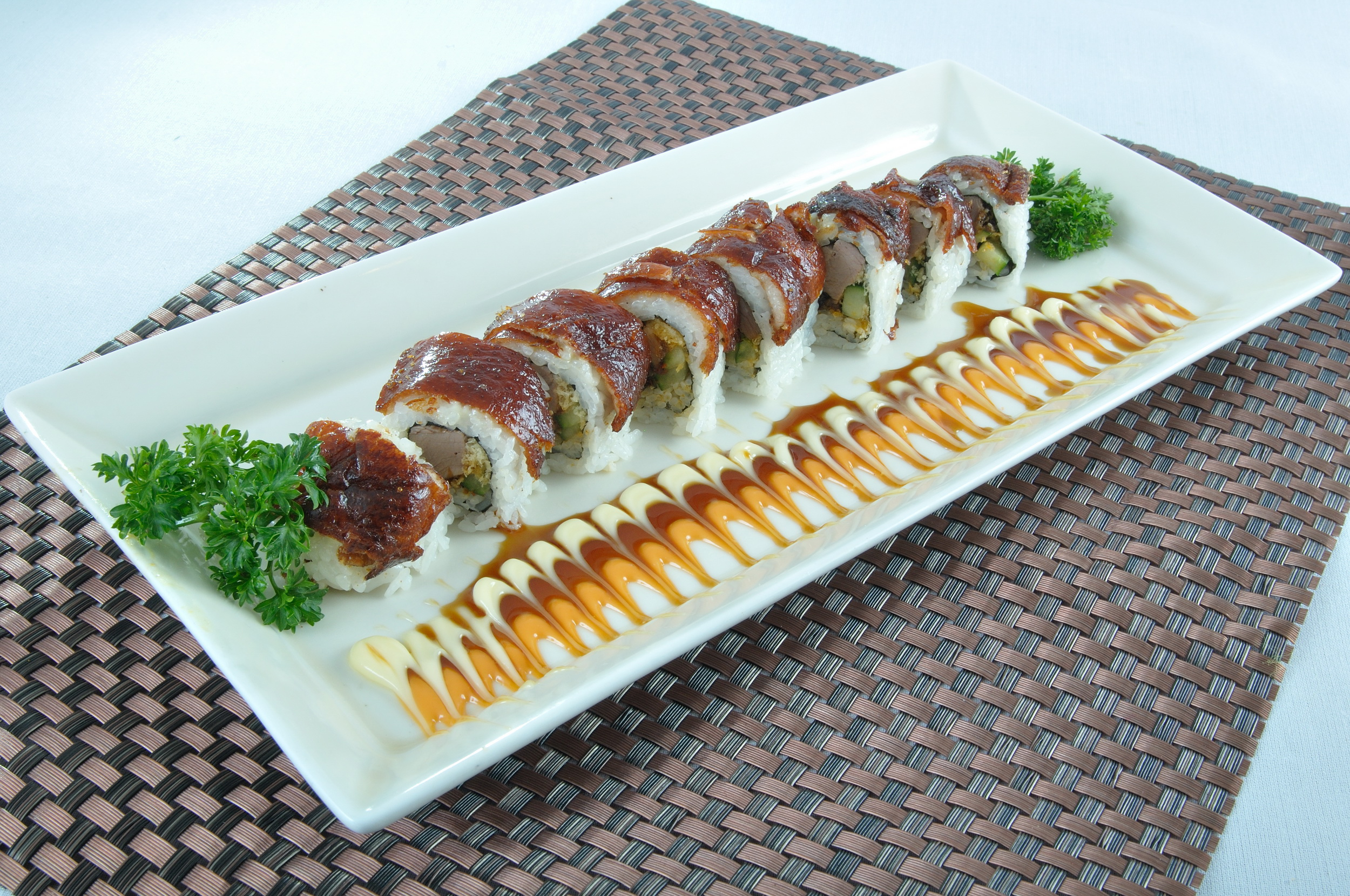Peking Duck Roll