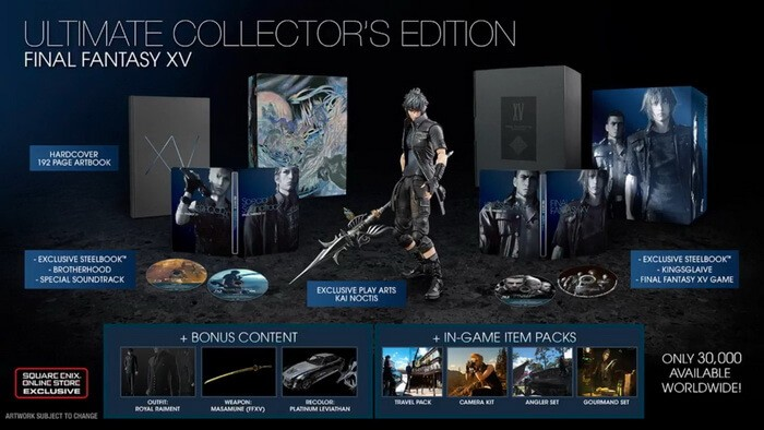 Ultimate Collectors Edition