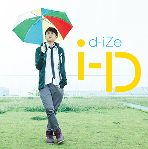 Cover Album D-IZE ID