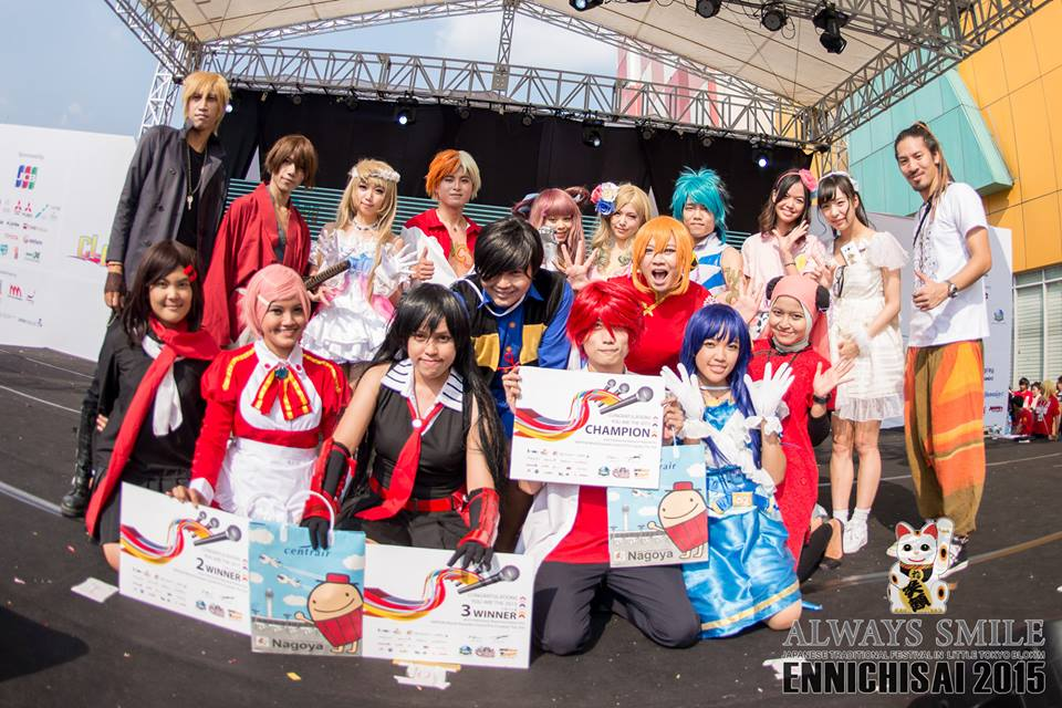 Pop Culture Stage Ennichisai 2015