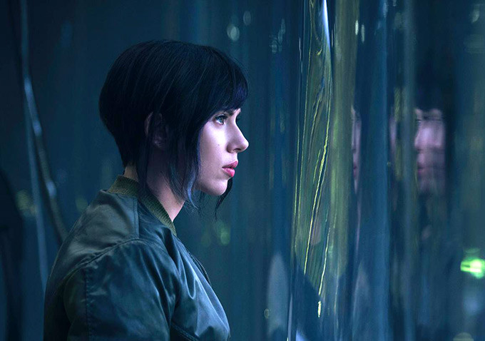 Film Ghost In The Shell