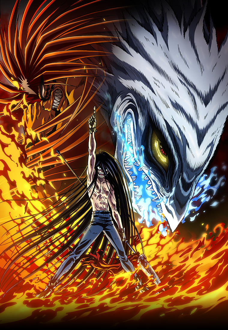 7. Ushio to Tora 2nd Season