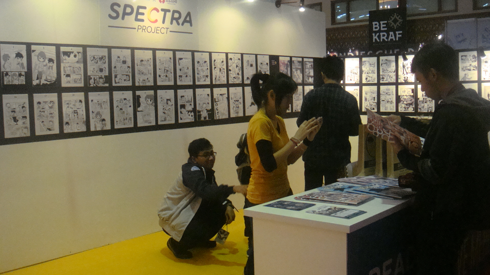Spectra Project