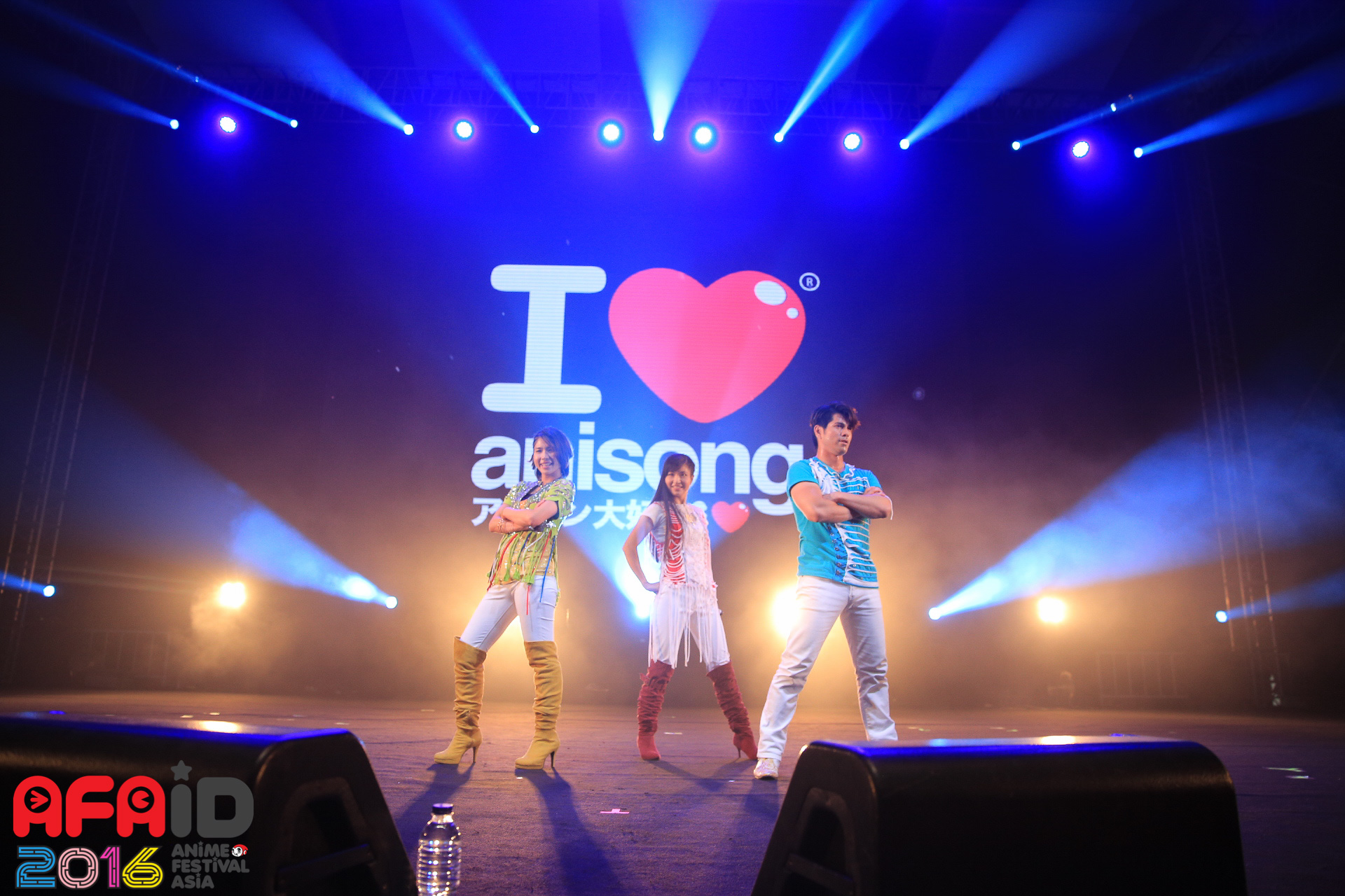 Performance Bles4 di Anisong