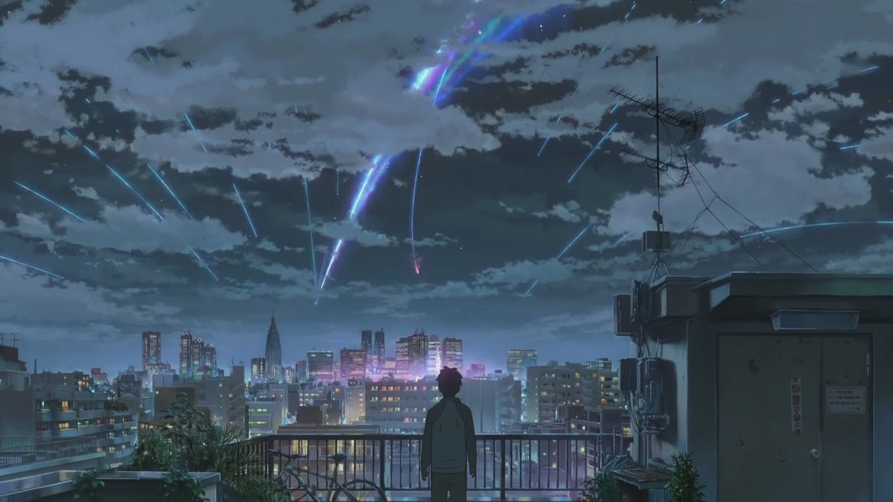 MV Soundtrack Kimi no Na wa