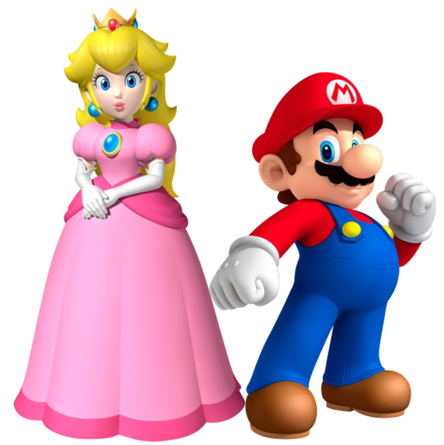 mario-and-princess